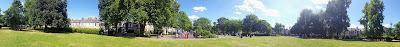 Holmewood Gardens panorma
