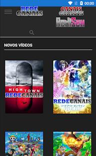 RedeCanais Oficial - Filmes/Séries/Animes/CanaisTV 0.1.0 APK + Mod (Free purchase) for Android