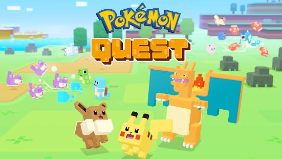 Pokémon Quest kostenlos spielen