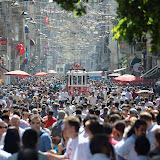Taksim. Istanbul, 2011