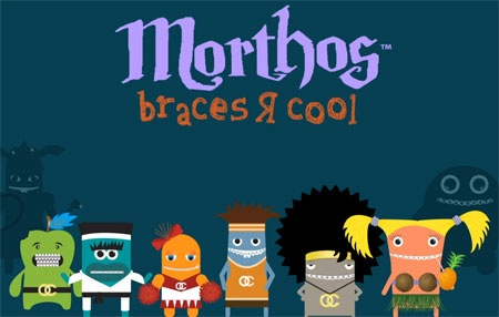 Morthos Papercraft Monster Orthodontics