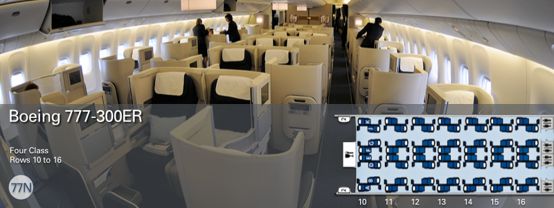 Seating guide: Boeing 777 - Page 21 - FlyerTalk Forums
