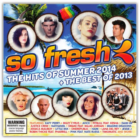 Warrior Imagine Dragons 320kbps Download: Download VA-So Fresh: The Hits Of Summer 2014 + The Best