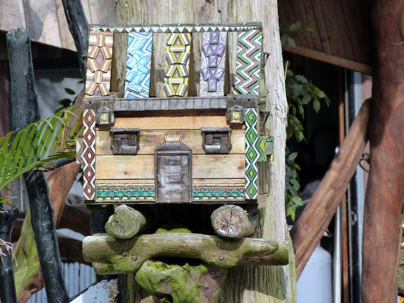 Restaurant aborigene pres de Xizhi, Musée de la céramique Yinge - P1140690.JPG