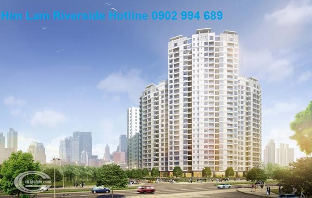 Him Lam Riverside quận 7 - căn hộ Him Lam Riverside - Hotline 0902994689