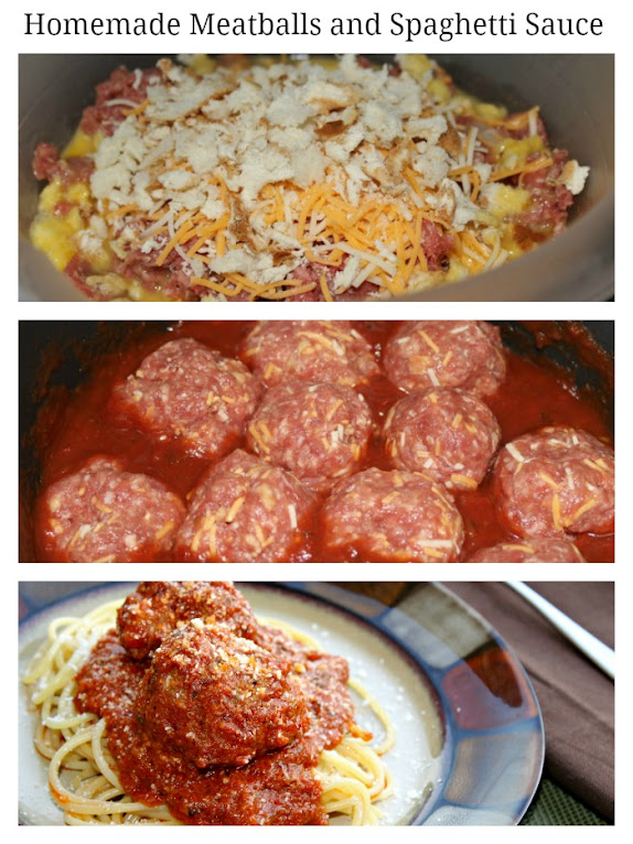 Homemade Meatballs Recipe from Gooseberry Patch 101 Stovetop Suppers Cookbook