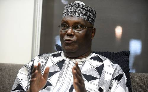 Peoples Democratic Party, has kicked off his presidential campaign for the 2019 presidential election and he called it The Atiku Plan.