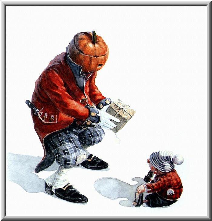 Halloween For Kids 9, Scary Halloween