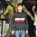 OIC - ENTSIMAGES.COM - Ben Hanlin at the   Teenage Mutant Ninja Turtles Out Of The Shadows Gala Screening  Vue West End in London  29th May 2016 Photo Mobis Photos/OIC 0203 174 1069