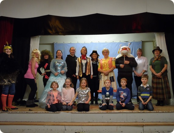TAPPS – cast of Jack and the Beanstalk
