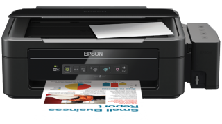 download Epson L355 printer's driver