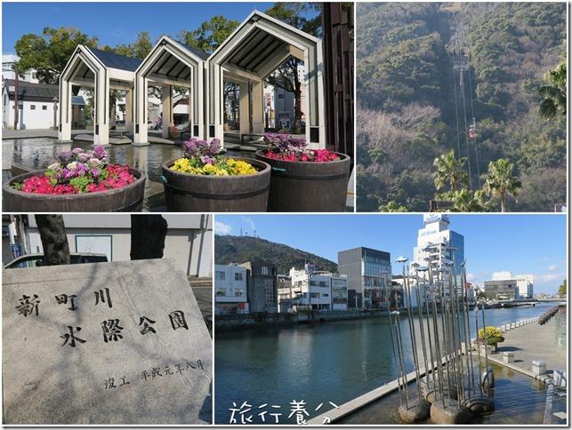 四國德島 葫蘆島周遊船 新町川水際公園 (90)