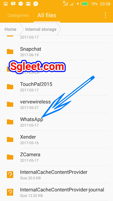 how to download whatsapp status of others