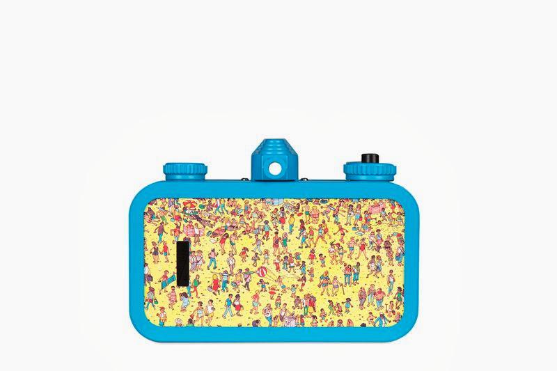#尋找 Wally 在哪裡:LA SARDINA 相機和你一起在人山人海中揪出威利 ! 4