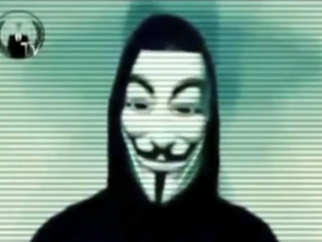 Leftist Day of Rage has started with Anonymous hacks of police departments