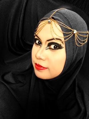 CeRiTa cHa: Inspirasi Make Up Gothic Hallowen