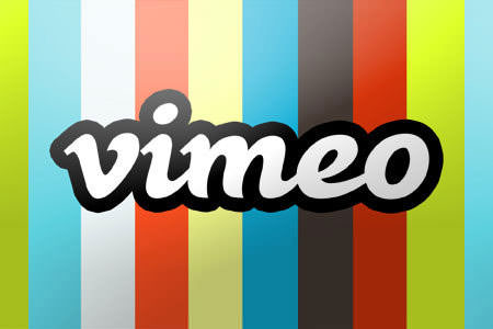 圖一 Vimeo Logo