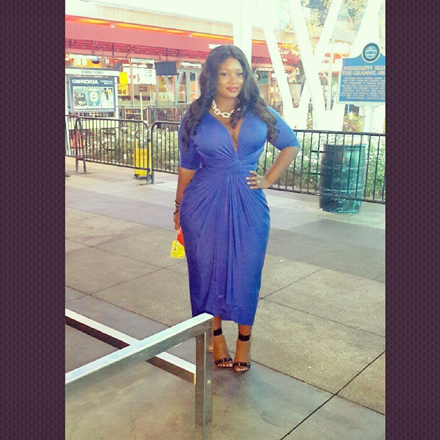 Photo: Toolz Shows Off Her Sexy Shape