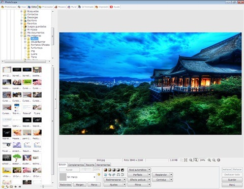 Descargar PhotoScape