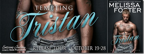 Tempting Tristan Release Tour Banner