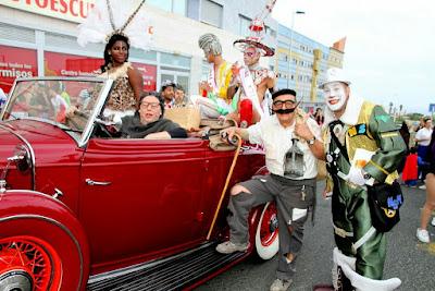 Resultado de imagen de carnaval telde 2017