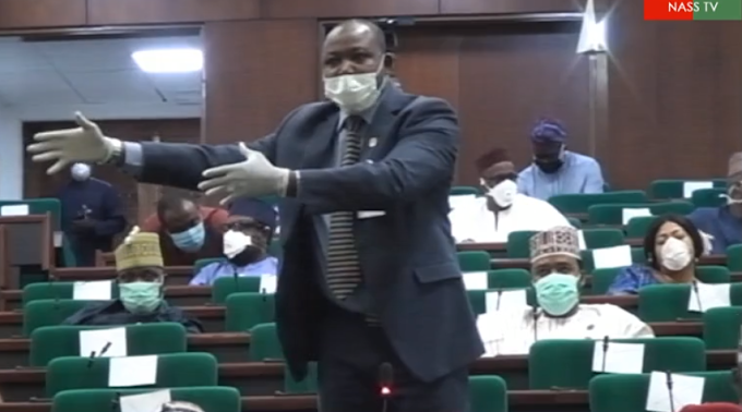 Lawmakers compulsory face masks, hand gloves, observe social distancing as plenary resumes today (photos)