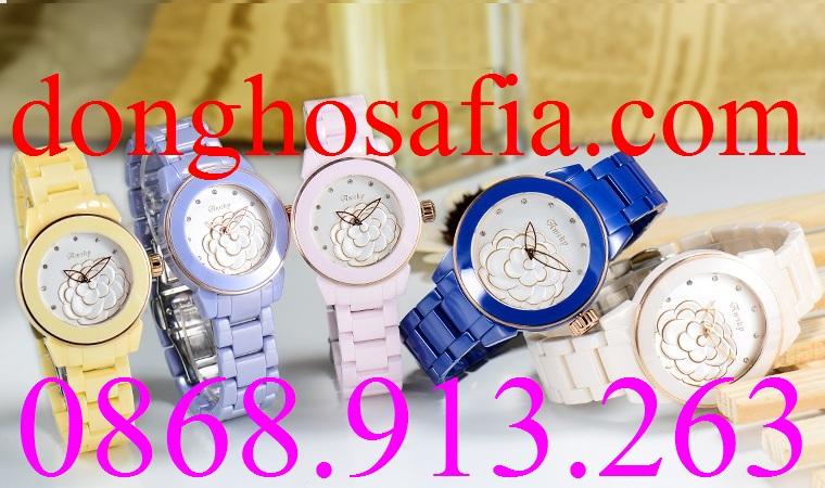 Đồng hồ nữ Awsky CH008 AK201