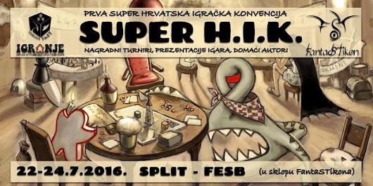FantaSTikon: Super H.I.K.