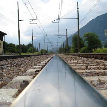 """Bahnlandschaften: """"Die alte Brennerbahn"""""""