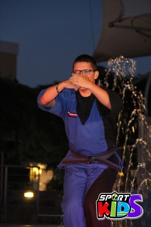 show di nos Reina Infantil di Aruba su carnaval Jaidyleen Tromp den Tang Soo Do - IMG_8684.JPG