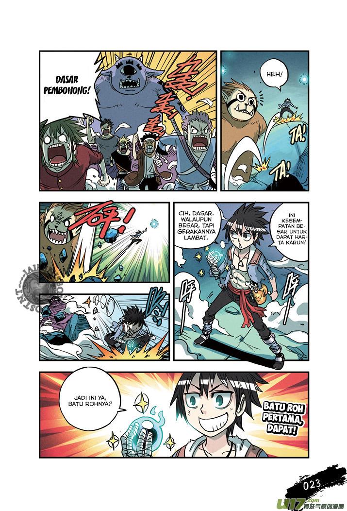 Baca Manga Zui Wu Dao Chapter 19 Komik Station