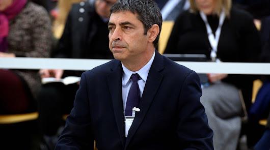 1-O: La Audiencia absuelve a Trapero y a los exjefes políticos de los Mossos