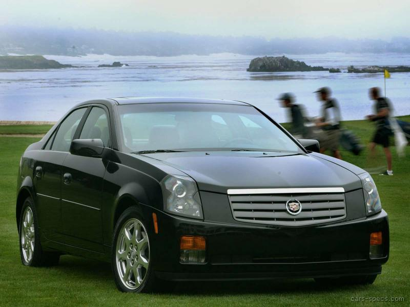 2006 cadillac cts sedan specifications pictures prices. Black Bedroom Furniture Sets. Home Design Ideas