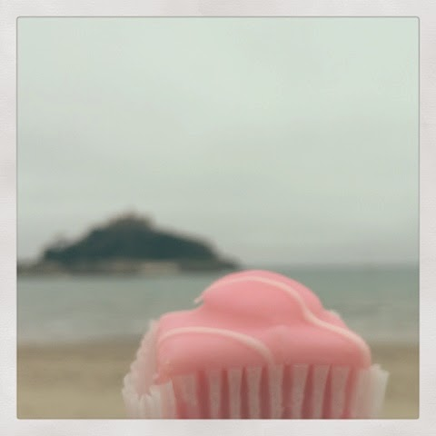 St Michael's Mount is #betterwithcake French Fancy