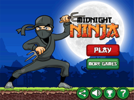 Midnight Ninja Rush v1.2