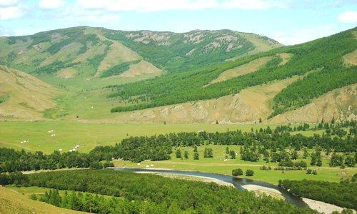 Mongolian Beautiful Nature