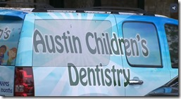 Austin Children's Dentistry Van