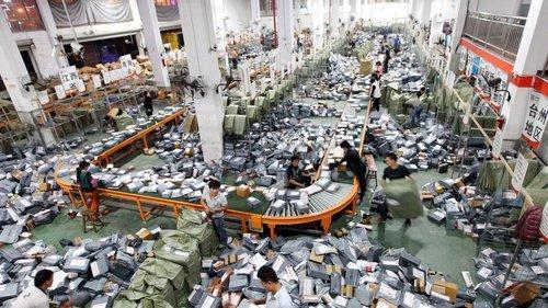 Paket Belanja Kiriman dari China Diperiksa Ketat Sebelum Masuk Indonesia