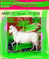 Karakter seseorang berZodiak Aries