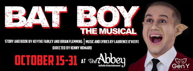 BatBoy: the Musical at the Abbey