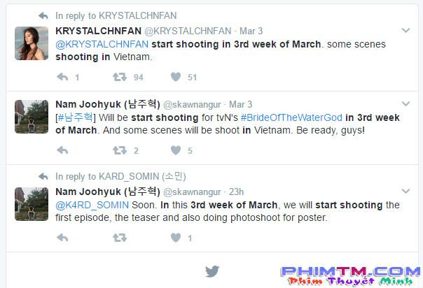 """Xôn xao tin Thủy Thần"""" mỹ nam Nam Joo Hyuk đến Việt Nam ghi hình - Ảnh 7."""