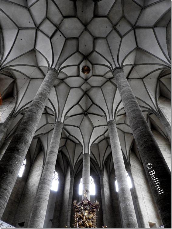 Franziskanergewölbe