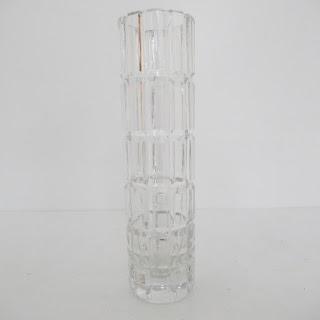 Cartier Crystal Vase