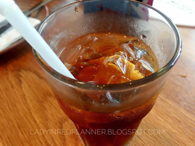 Nando's Ice Lemon Tea