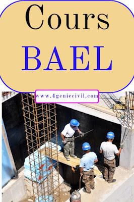 cours de béton armé suivant les règles du BAEL 91 V99