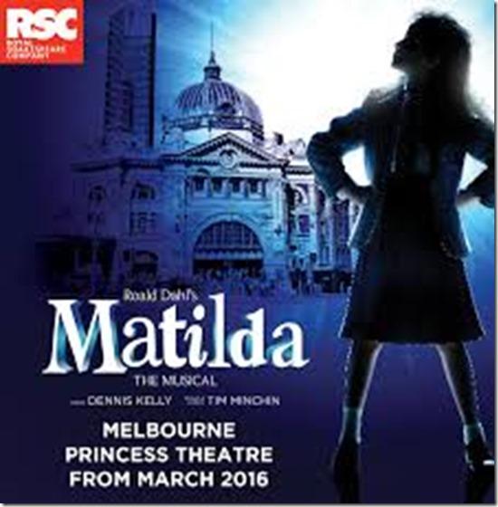 Matilda pster