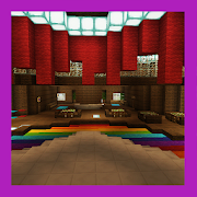 New FNAF Horror Pizzeria. Map for MCPE