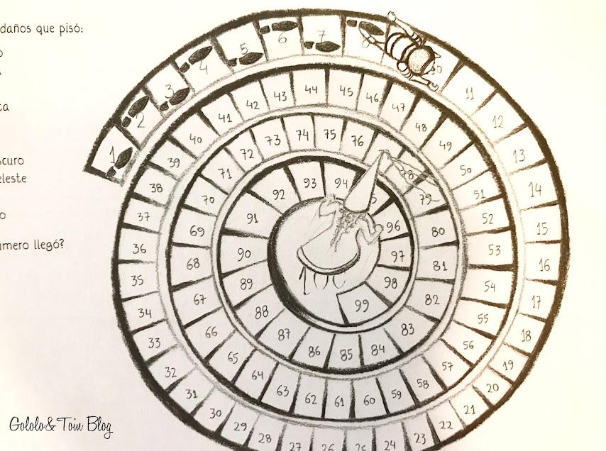 Cuaderno divertido para aprender las tablas de multiplicar