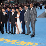 OIC - ENTSIMAGES.COM - Rob Weiss, Jeremy Piven, Jerry Ferrara, Adrian Grenier, Kevin Connolly, Emmanuelle Chriqui, Kevin Dillon, Doug Ellin and Thiery Henry at the Entourage - UK film premiere  in London 9th June 2015  Photo Mobis Photos/OIC 0203 174 1069