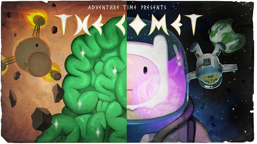 Hora de Aventura: O Cometa